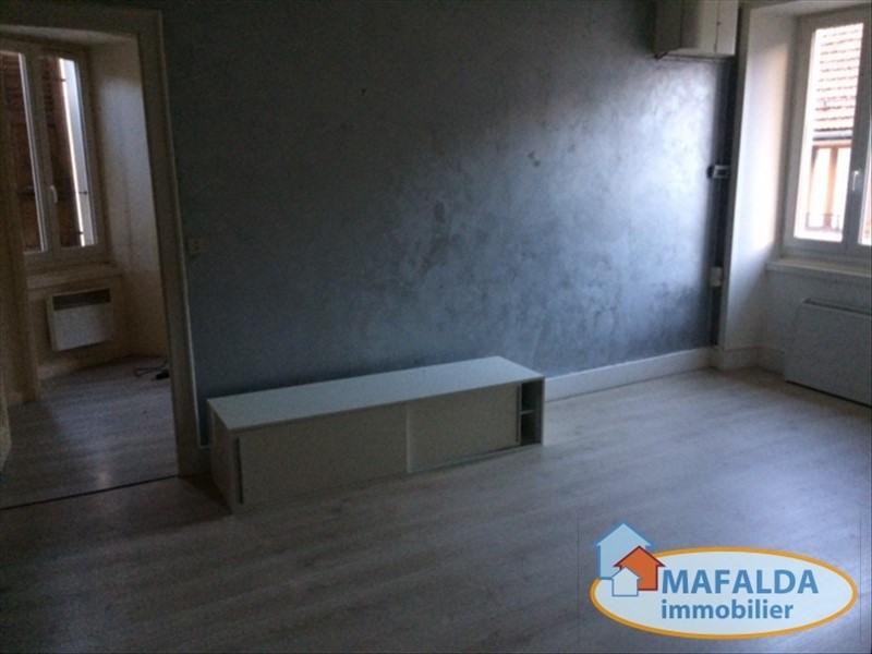 Sale apartment Saint jeoire 128000€ - Picture 3