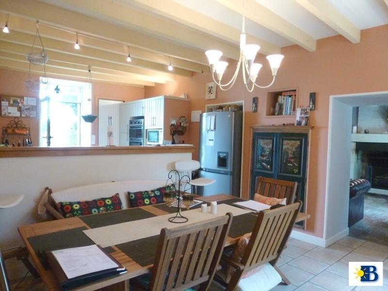 Vente maison / villa Oyre 206700€ - Photo 4