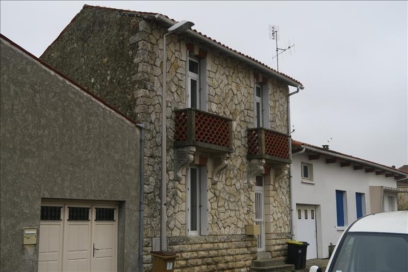 Sale house / villa Saujon 138500€ - Picture 1