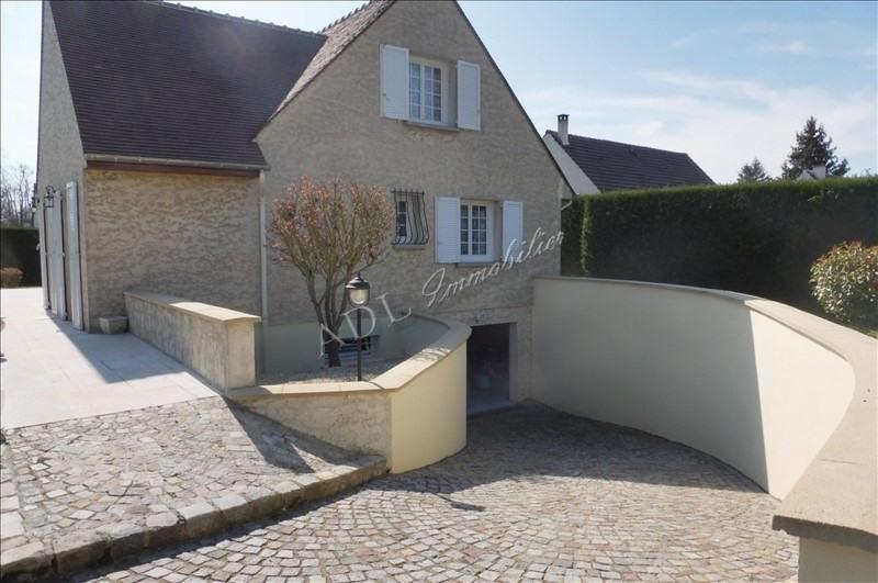 Vente de prestige maison / villa Lamorlaye 620000€ - Photo 10