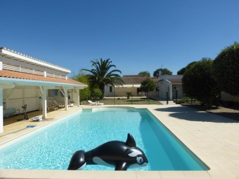 Vente de prestige maison / villa Fouras 595000€ - Photo 1