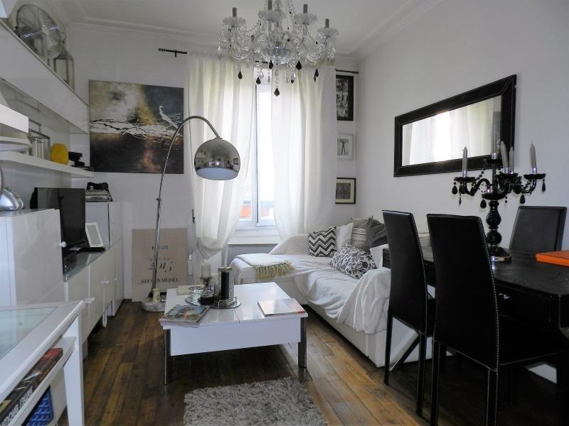 Sale apartment Paris 17ème 450000€ - Picture 1
