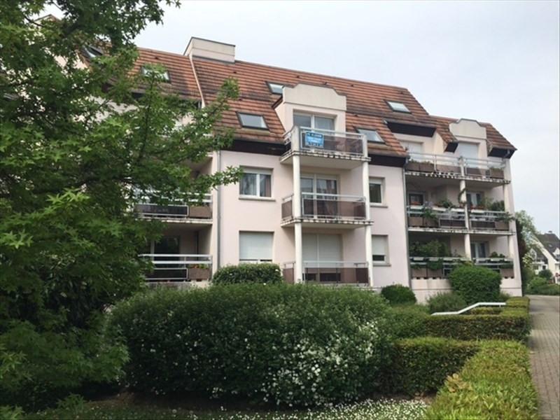 Vermietung wohnung Strasbourg 595€ CC - Fotografie 4