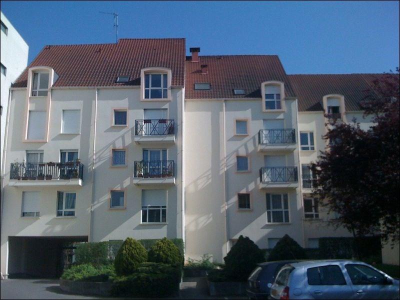 Rental apartment Juvisy sur orge 537€ CC - Picture 1