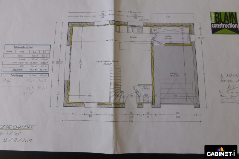 Sale house / villa Vigneux de bretagne 269900€ - Picture 12