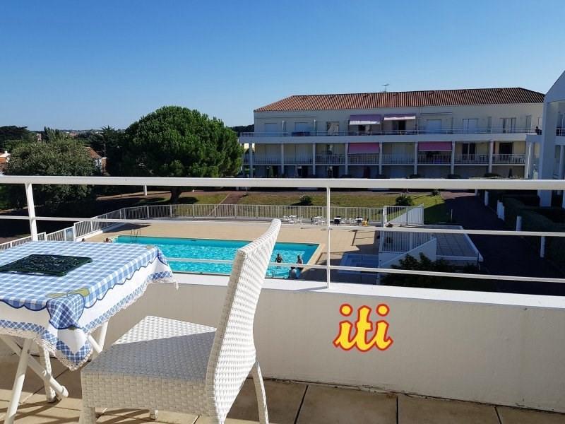 Sale apartment Chateau d olonne 117100€ - Picture 1