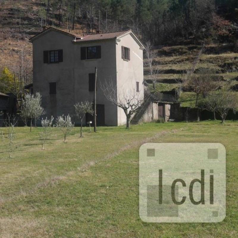 Vente maison / villa Bessèges 177000€ - Photo 1