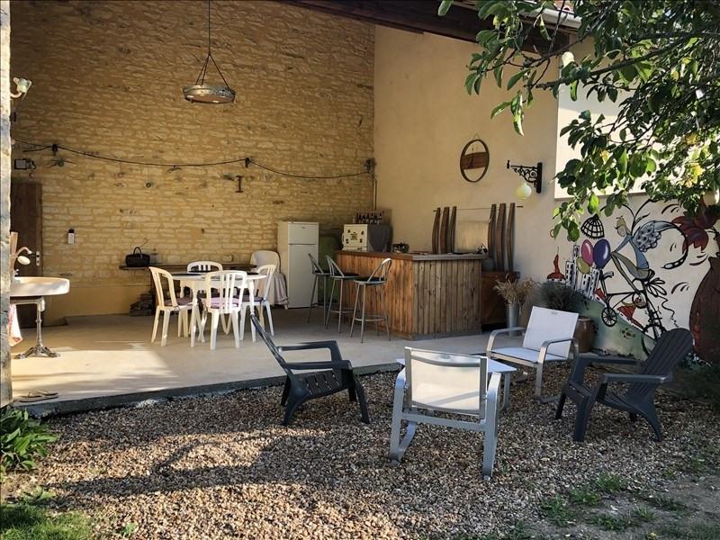 Vente maison / villa Champigny le sec 294000€ - Photo 10