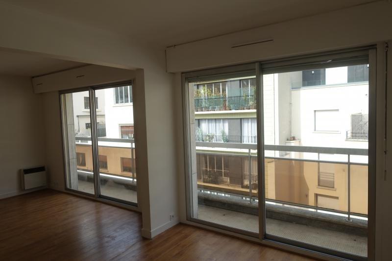 Rental apartment Paris 16ème 2470€ CC - Picture 1