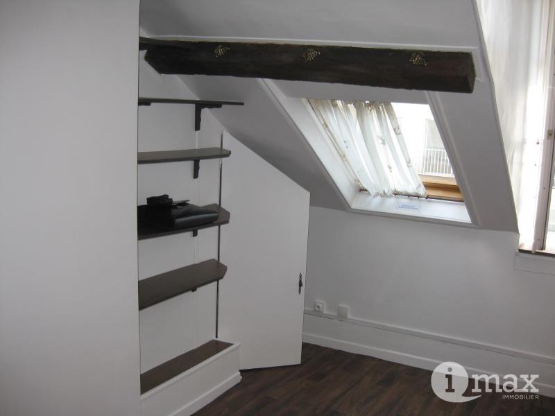 Sale apartment Paris 17ème 140000€ - Picture 1