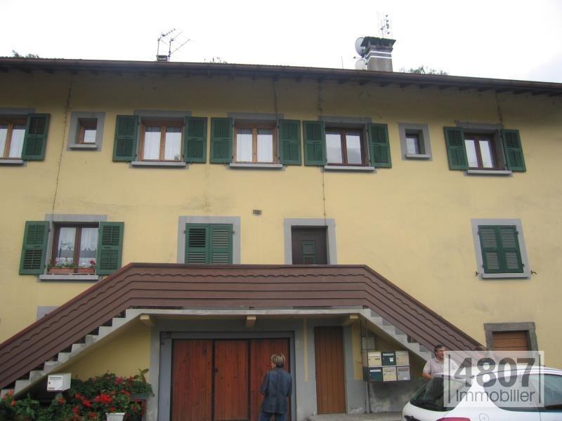 Location appartement Le fayet 475€ CC - Photo 1