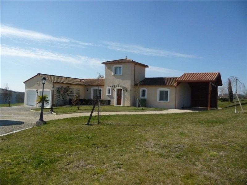 Sale house / villa Villefranche de lonchat 248000€ - Picture 1