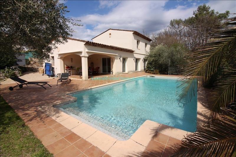 Vente de prestige maison / villa Peymeinade 697000€ - Photo 1