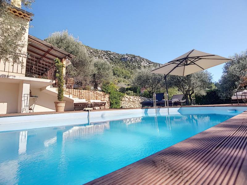 Immobile residenziali di prestigio casa Tourrette levens 560000€ - Fotografia 1