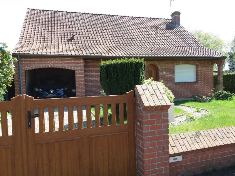 Vente maison / villa Helesmes 210000€ - Photo 1