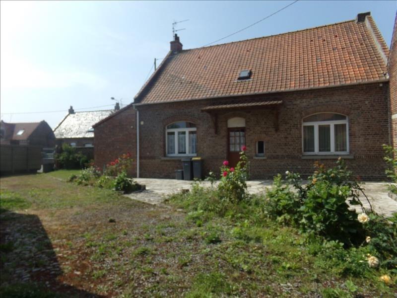Vente maison / villa Noyelles sous bellonne 161975€ - Photo 4