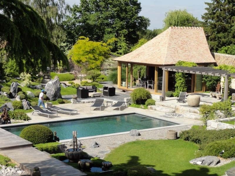 Deluxe sale house / villa 10 min montfort l'amaury 1590000€ - Picture 2