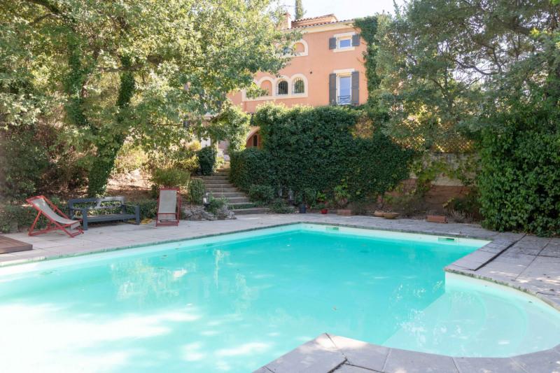 Deluxe sale house / villa Le tholonet 1360000€ - Picture 13