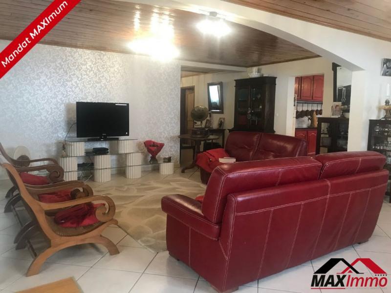 Vente maison / villa Petite ile 378075€ - Photo 1