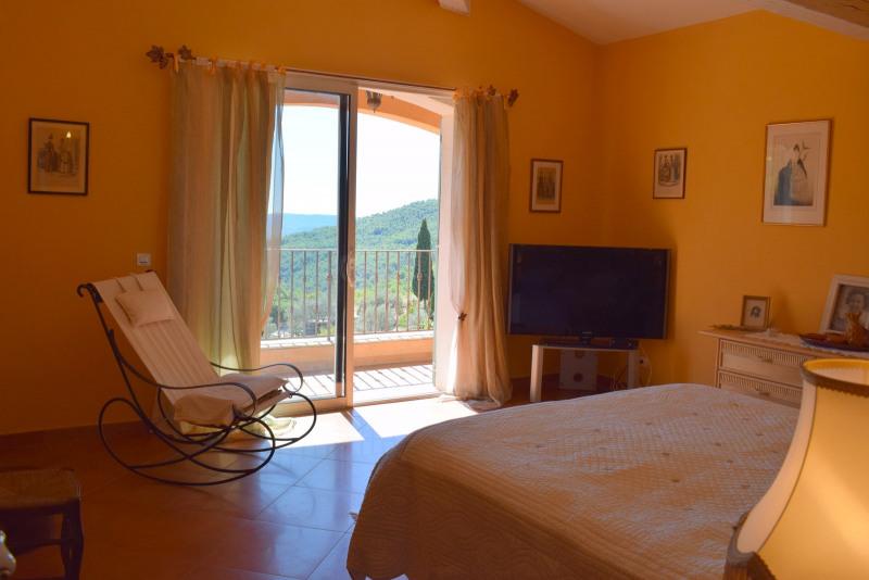 Revenda residencial de prestígio casa Seillans 750000€ - Fotografia 36