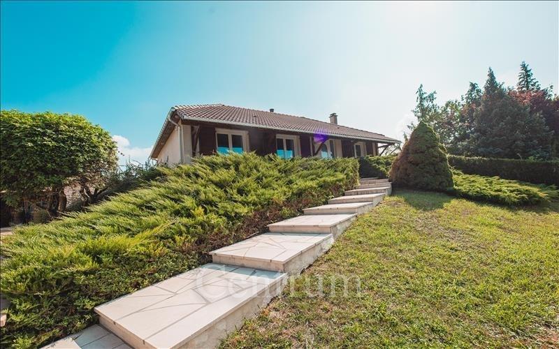 Sale house / villa Berg sur moselle 289000€ - Picture 2