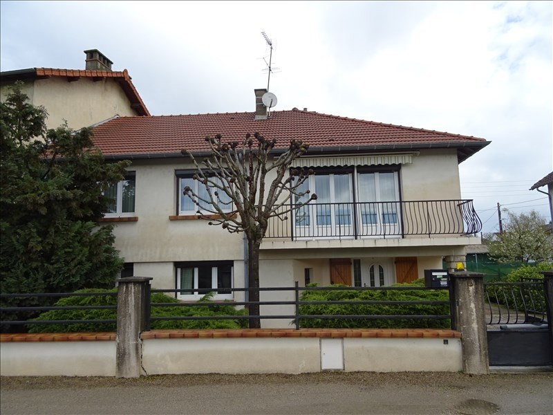 Vente maison / villa Yzeure 200000€ - Photo 1