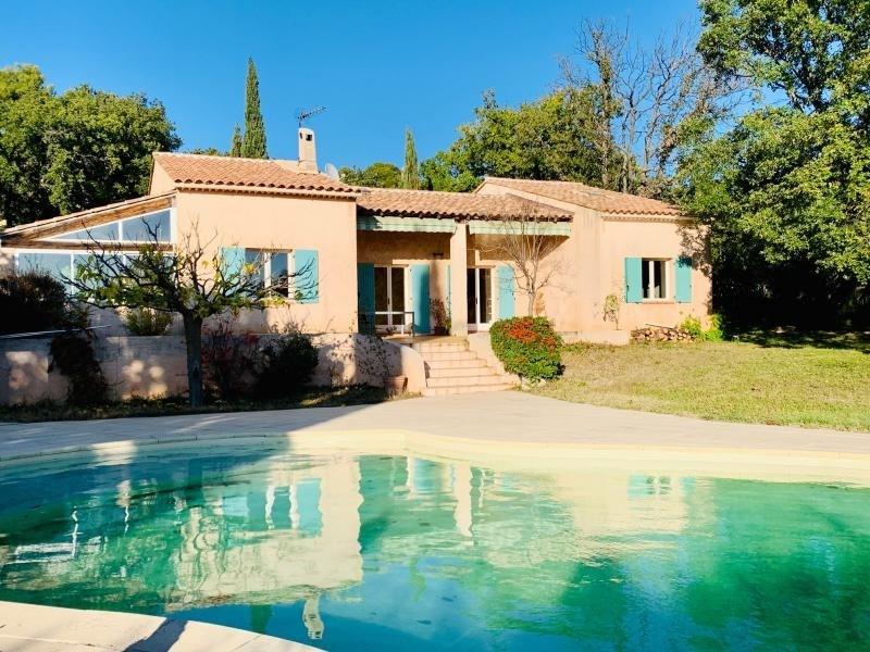 Vente maison / villa Eguilles 845000€ - Photo 2