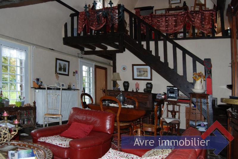 Vente maison / villa Verneuil d'avre et d'iton 211000€ - Photo 3