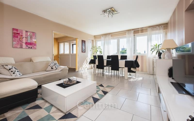 Verkoop  appartement Amneville 105000€ - Foto 1