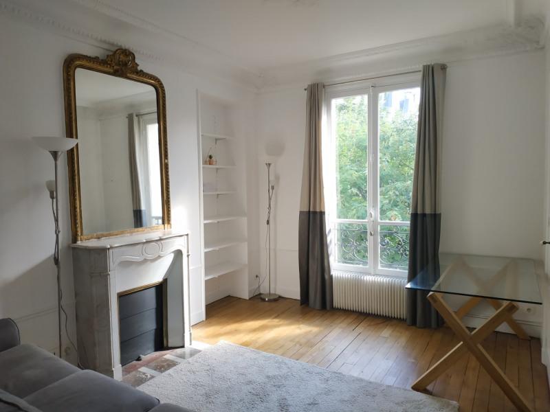 Rental apartment Paris 17ème 1500€ CC - Picture 1