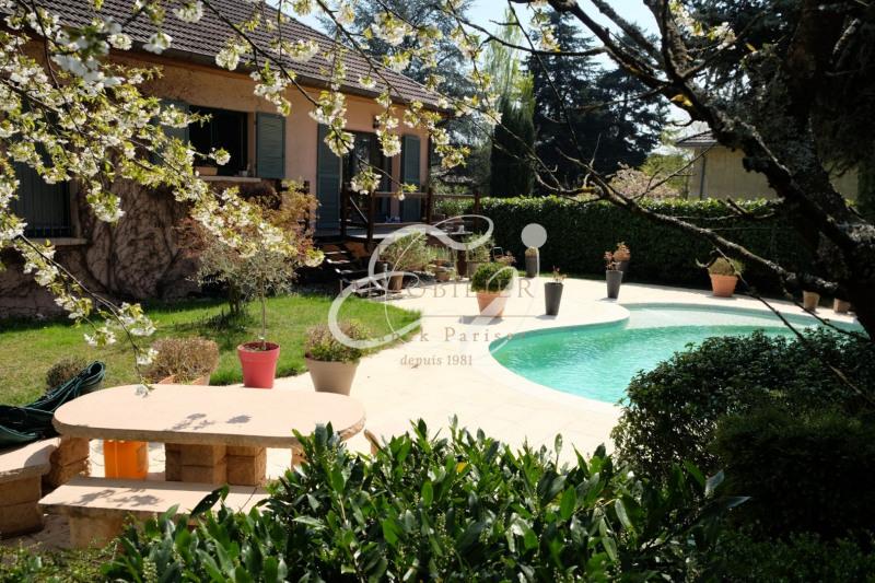 Vente de prestige maison / villa Ecully 1100000€ - Photo 2