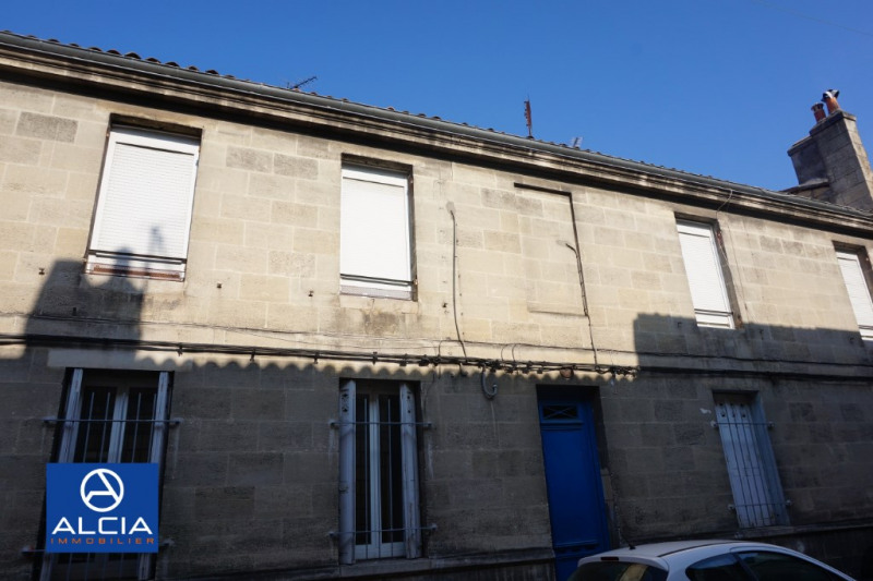 Sale apartment Bordeaux 192 750€ - Picture 1