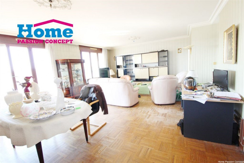 Sale apartment Villeurbanne 355 000€ - Picture 2