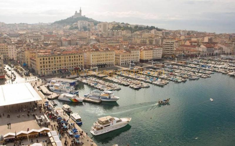 Verkauf auf rentenbasis wohnung Marseille 5ème 40000€ - Fotografie 1