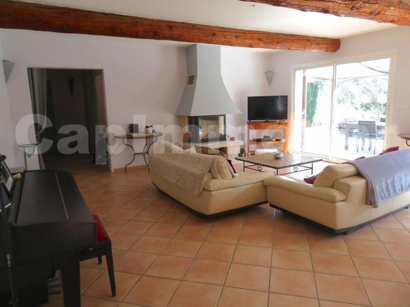 Deluxe sale house / villa Signes 640000€ - Picture 9