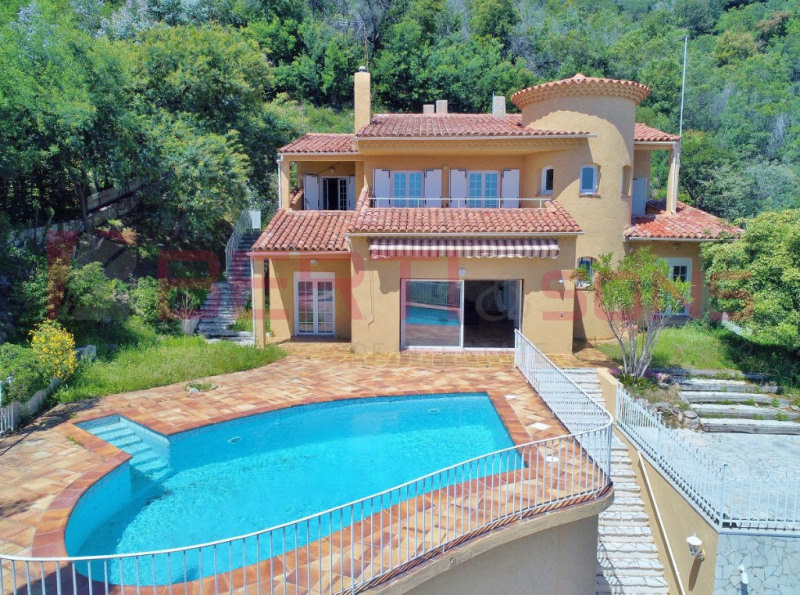 BERTI AND SONS SOLE AGENT - VILLA 225M² PANORAMIC SEA VIEW - LARGE VOLUMES 5 BEDROOMS LARGE POTENTIAL