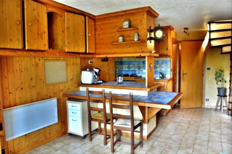 Sale apartment Mont saxonnex 111500€ - Picture 1