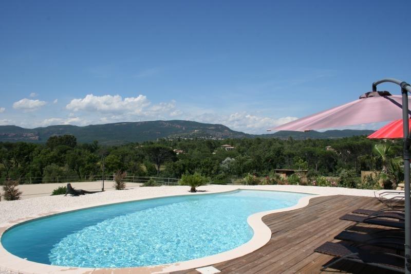 Verkauf von luxusobjekt haus Roquebrune sur argens 950000€ - Fotografie 1