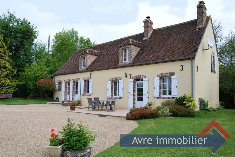 Vente maison / villa Verneuil d avre et d iton 294000€ - Photo 11