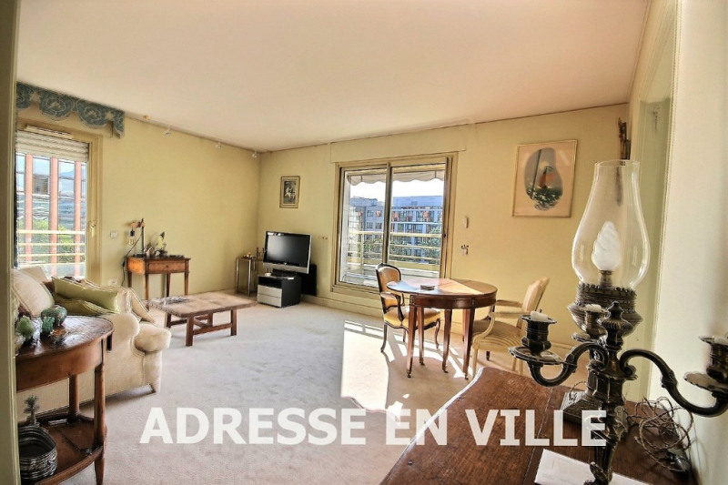 Sale apartment Levallois perret 328 000€ - Picture 3