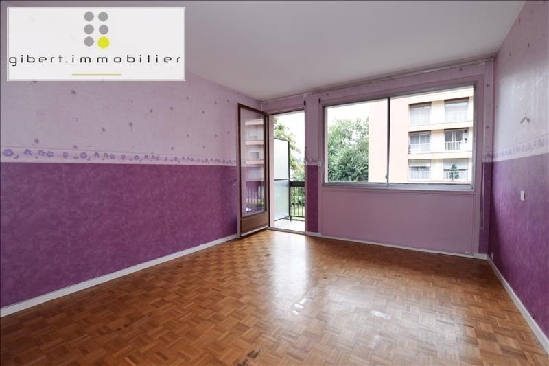 Sale apartment Le puy en velay 74 500€ - Picture 4