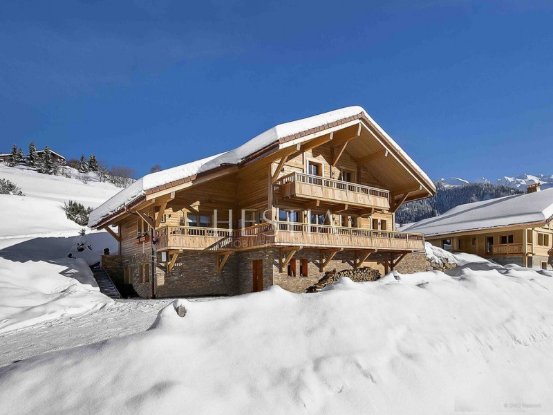 Vente de prestige maison / villa Manigod 1365000€ - Photo 25