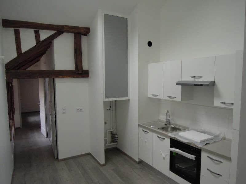 Rental apartment La ferte milon 585€ CC - Picture 1