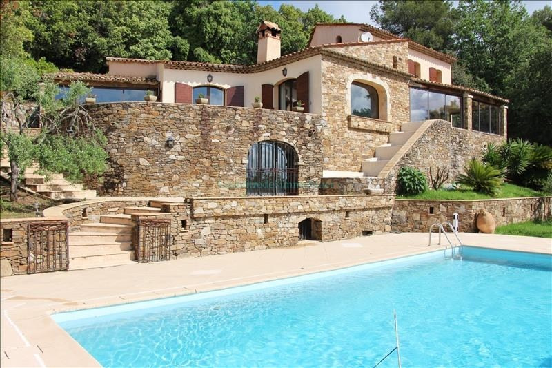Vente de prestige maison / villa Le tignet 892000€ - Photo 4