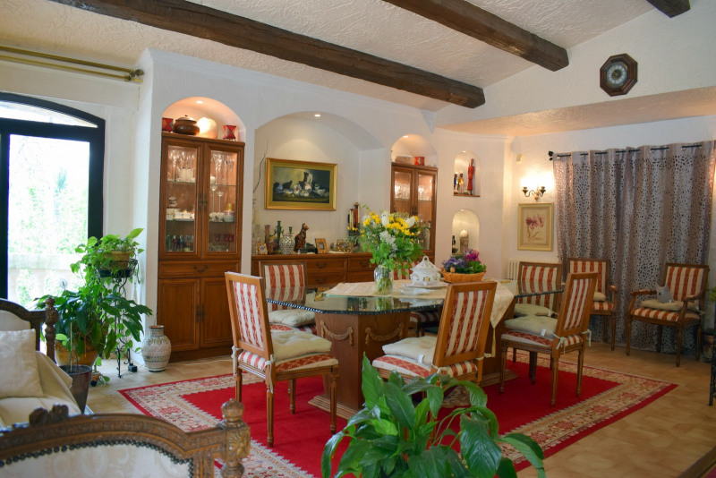 Revenda residencial de prestígio casa Fayence 695000€ - Fotografia 14