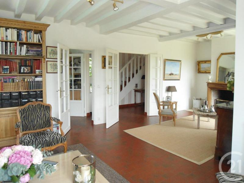 Revenda residencial de prestígio casa Trouville sur mer 695000€ - Fotografia 13