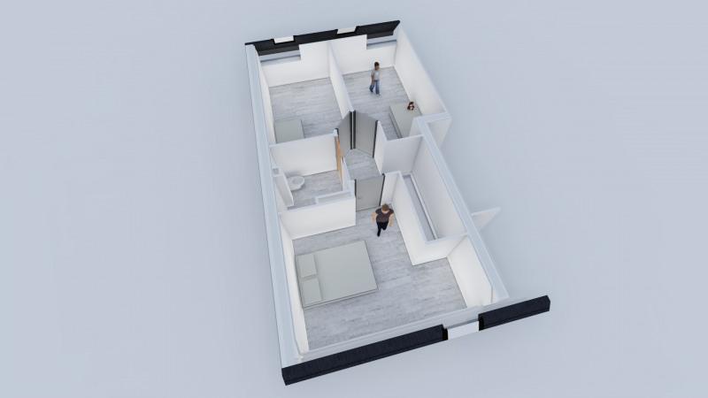 Vente appartement Bouffémont 269000€ - Photo 7