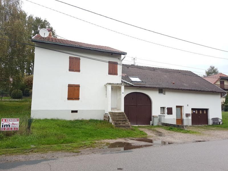 Vente immeuble Saulcy sur meurthe 139900€ - Photo 2