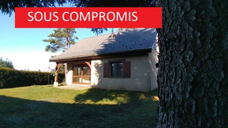 Sale house / villa Le chambon sur lignon 108000€ - Picture 1