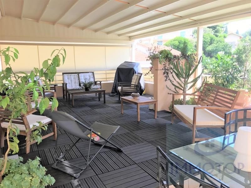 Vente appartement Menton 525 000€ - Photo 1